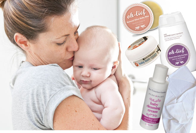 Kim Gray's favourite baby products