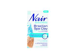 Nair Brazil Body Wax Strips