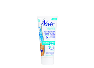 Nair Brazil Body Shower Cream
