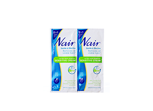 Nair Sensitive Hair Removal Cream Sachet
