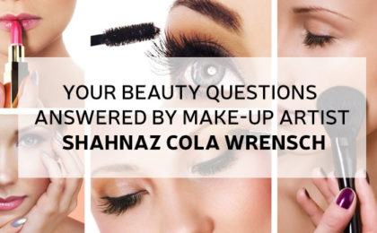 Your eye make-up questions answered