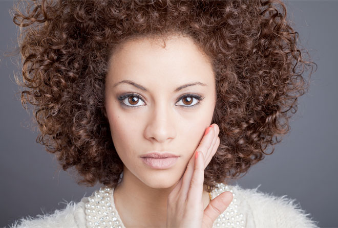 The worst things to do to curly hair