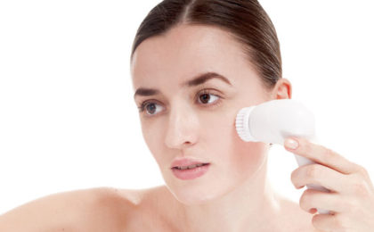 Coming clean: need-to-know's about face cleansing brushes