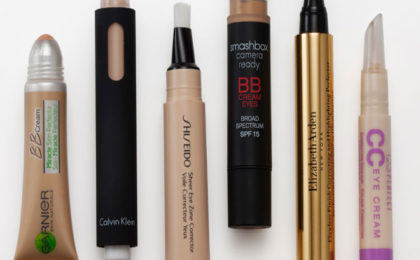 The beauty of highlighting and concealer pens