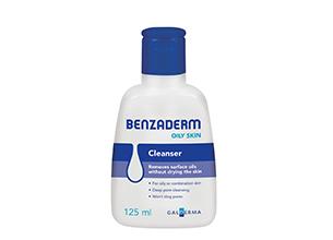 Benzaderm Oily Skin Cleanser