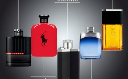 Fragrances for dad!