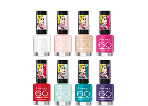 Rimmel Rita Ora 60 Secons Nail Varnish