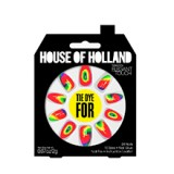 House of Holland Press-On Nails in Tie Dye For