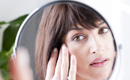 Why does the eye area age so quickly?