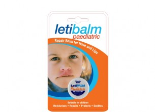 Letibalm Paediatric Nose and Lip Repair Balm