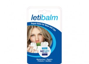 Letibalm Nose and Lip Repair Balm