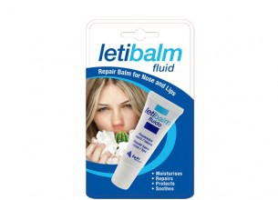 Letibalm Fluid Nose and Lip Repair Balm