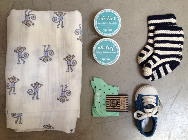 kim gray baby products