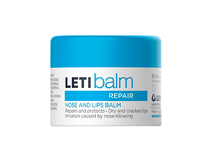 Letibalm Nose and Lips Repair Balm