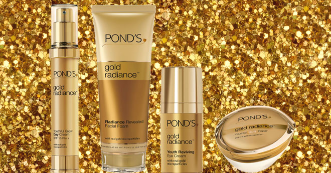 Ponds-gold-radiance