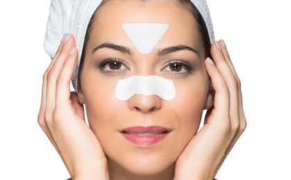 Beat blackheads and large pores