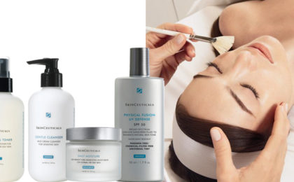 Treatment of the month: SkinCeuticals Facial