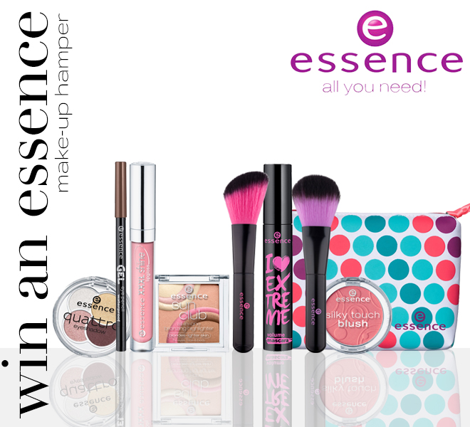 Win an essence make-up hamper