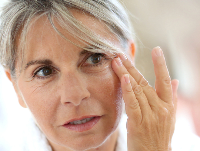 How can I revive tired skin?
