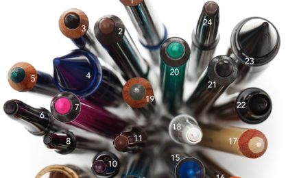 Eye pencils in every shade!