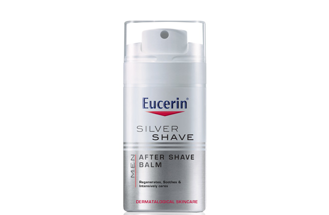 Eucerin Silver Shave After Shave Balm For Men