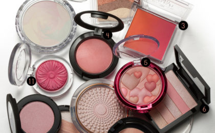 11 Palettes to make you blush