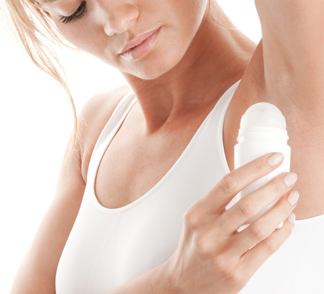 Deodorants and anti-perspirants from Mitchum, Dove, Shield and Avon