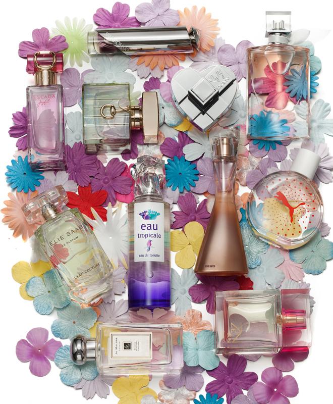 Spring-scents-puma-lancome-sisley-escada-kenzo-shiseido-dkny