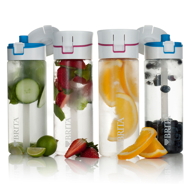 natural flavoured water recipes