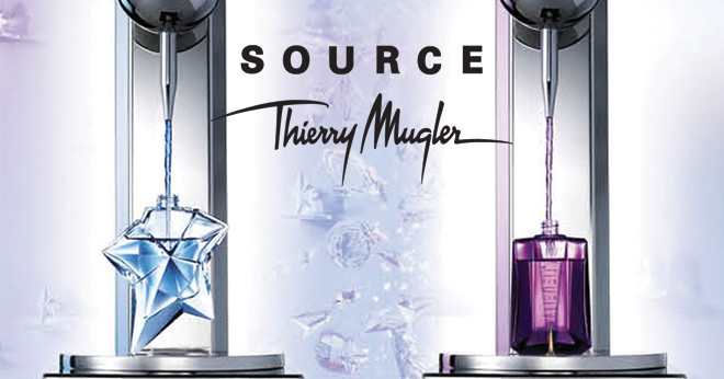 Thierry Mugler competition