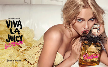 Introducing: Juicy Couture VIVA LA JUICY GOLD COUTURE