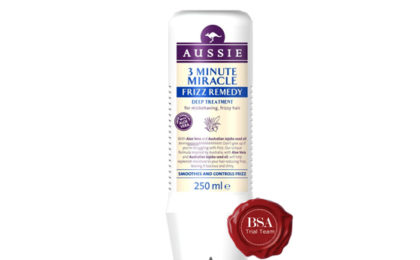 Aussie 3-Minute Miracle Frizz Remedy Trial Team