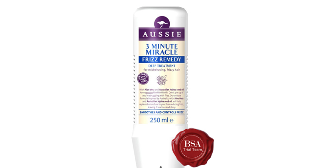 Aussie 3 Mnute Miracle Frizz