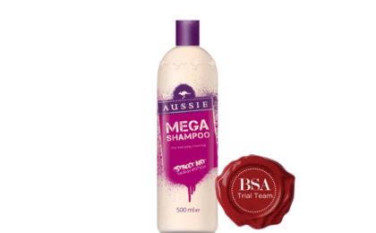 Aussie Mega Shampoo Street Art Limited Edition Trial Team