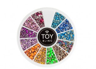 Toy Nail Polish Toy Bling