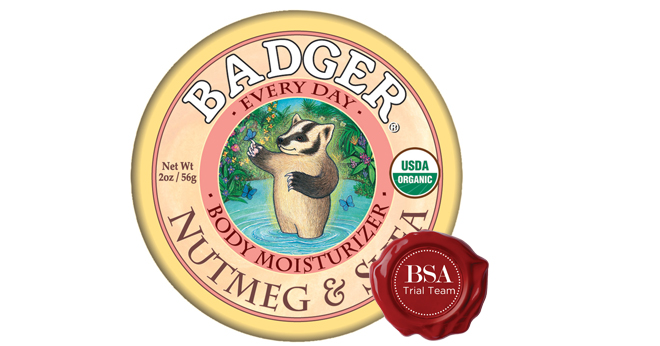 Badger Nutmeg & Shea