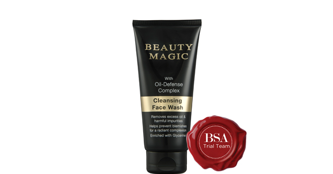 Beauty Magic Cleansing Face Wash