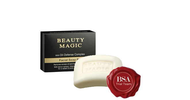 Beauty Magic Facial Soap