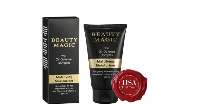 Beauty Magic Mattifying Moisturiser