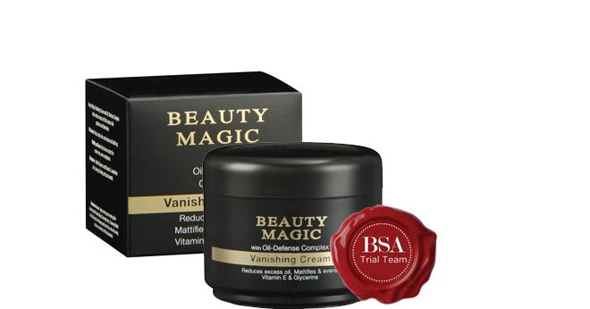 Beauty Magic Vanishing Cream