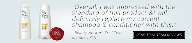 Dove damage therpahy shampoo & conditioner