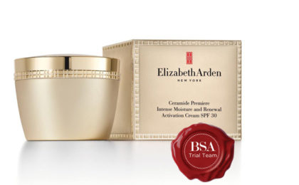 Elizabeth Arden Ceramide Premier Intense Moisture and Renewal Trial Team
