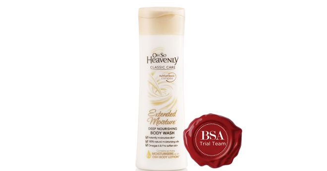 Oh so Heavenly Extended Moisture Body Lotion
