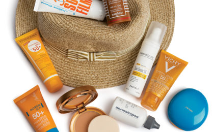 Our favourite facial sunscreens
