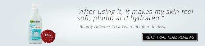 garnier makeup remover