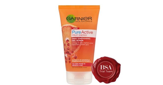 Garnier Fresh Radiance Scrub