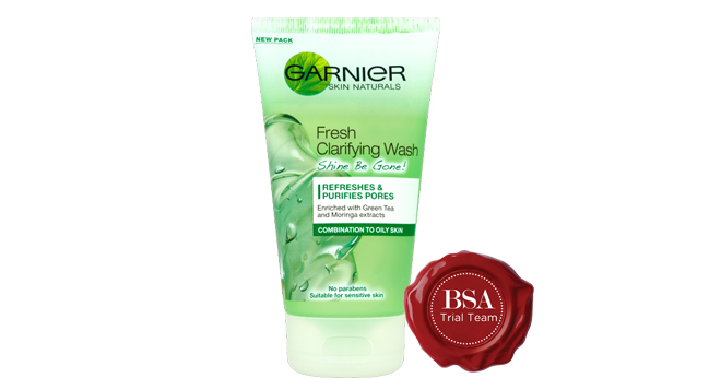 Garnier Fresh Clarifying Wash