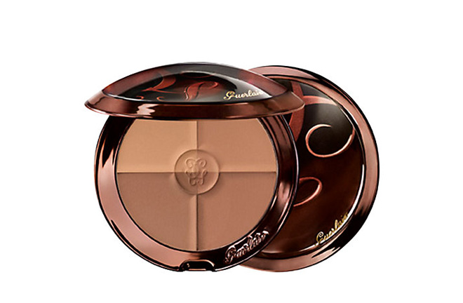 Guerlain Terracotta 4 Seasons Tailor-Made Bronzing Powder