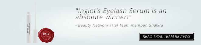 Inglot eyelash serum