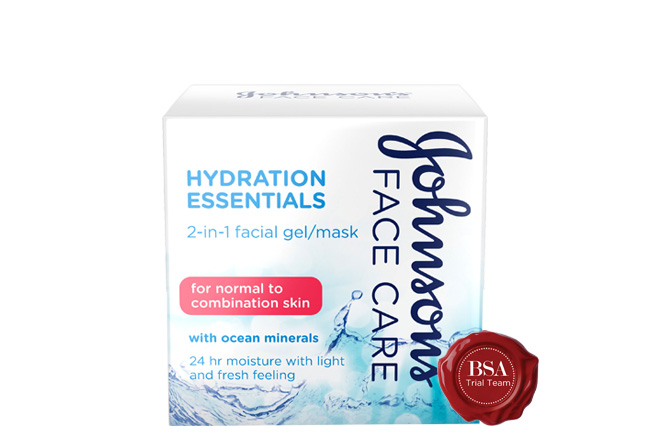 Hydration Essentials Facial Gel